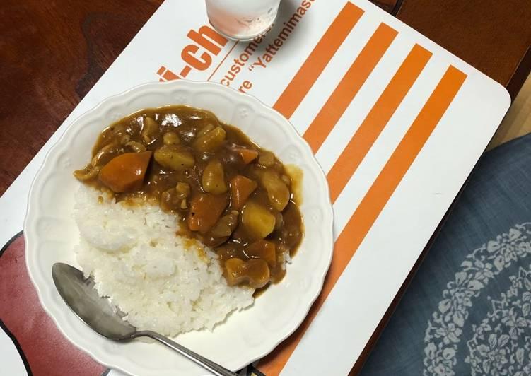 Chicken Curry 🍎🍯