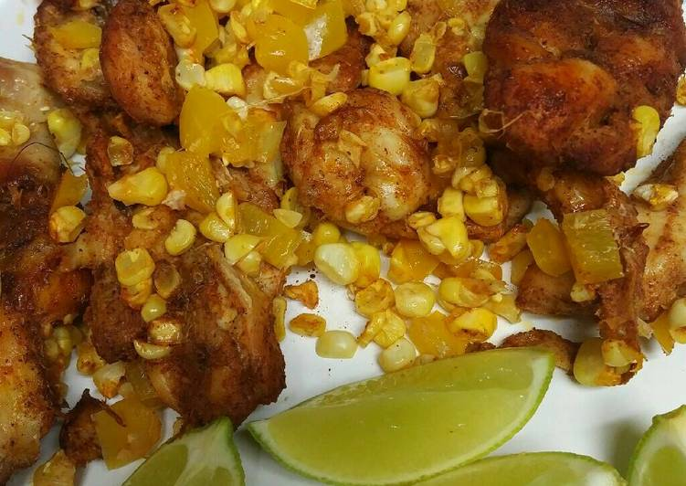 Step-by-Step Guide to Make Super Quick Homemade Corn Husk Chicken