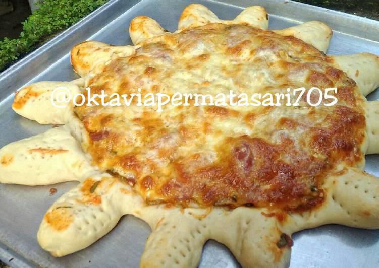 Pizza sederhana *13
