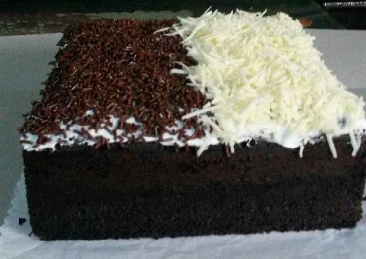 Brownies kukus ny. liem enaakk lembuuuttt