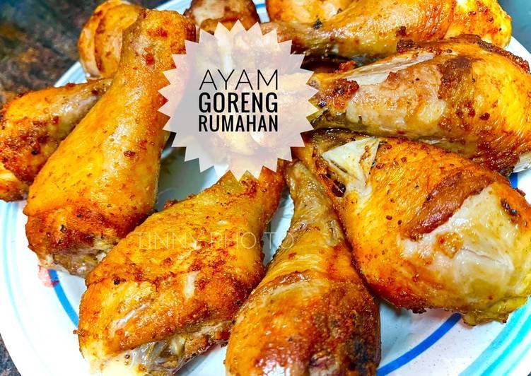 Ayam goreng rumahan