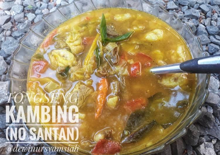 Tongseng Kambing (No Santan) Endeeull 😉🐐🍜