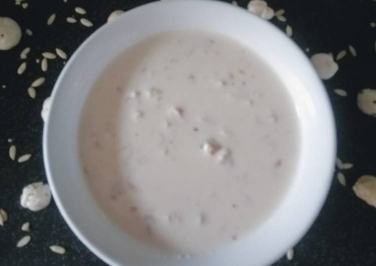 Step-by-Step Guide to Prepare Perfect Makhana kheer