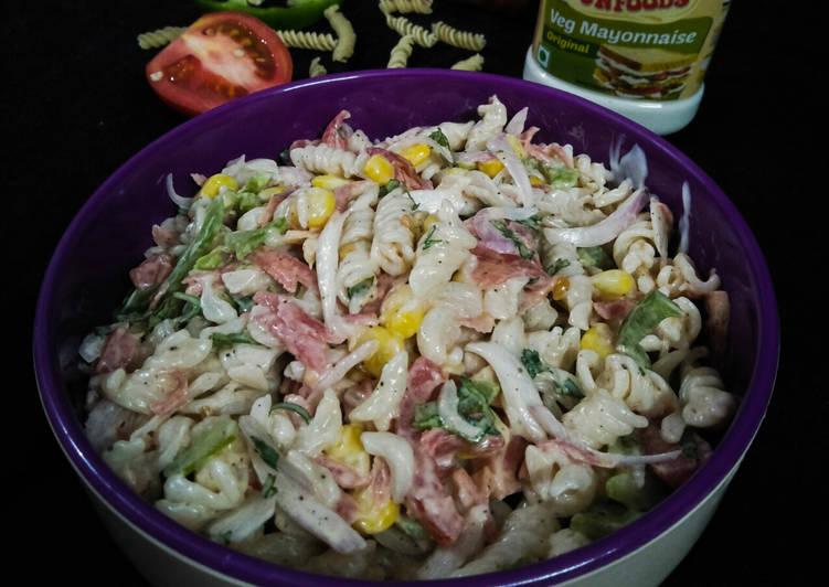 Easiest Way to Make Award-winning Pasta Salad