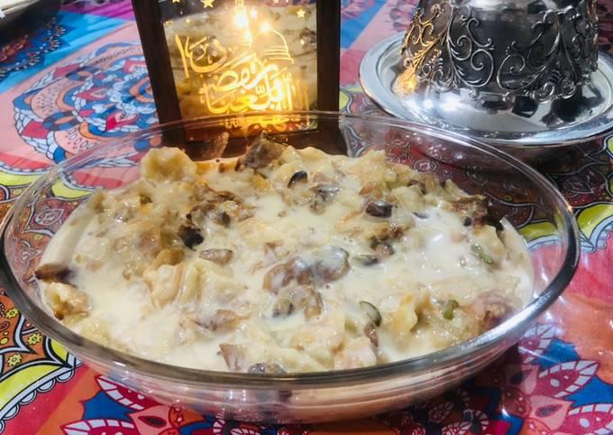 Umm Ali - Egyptian Dessert
