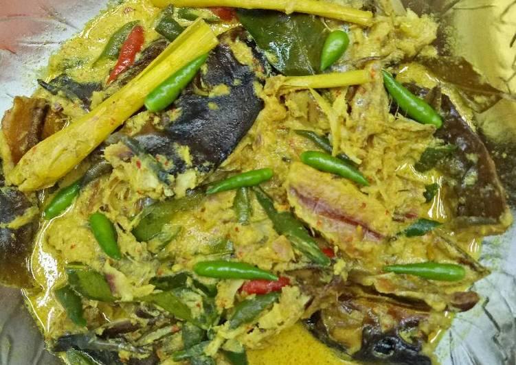 Resep Mangut Ikan Baung Asap Oleh Lyta Cookpad