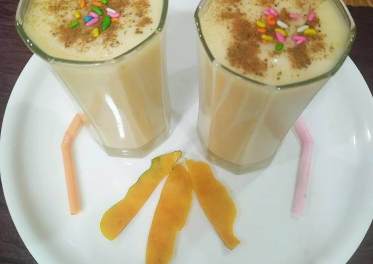 Simple Way to Prepare Award-winning Papaya shake