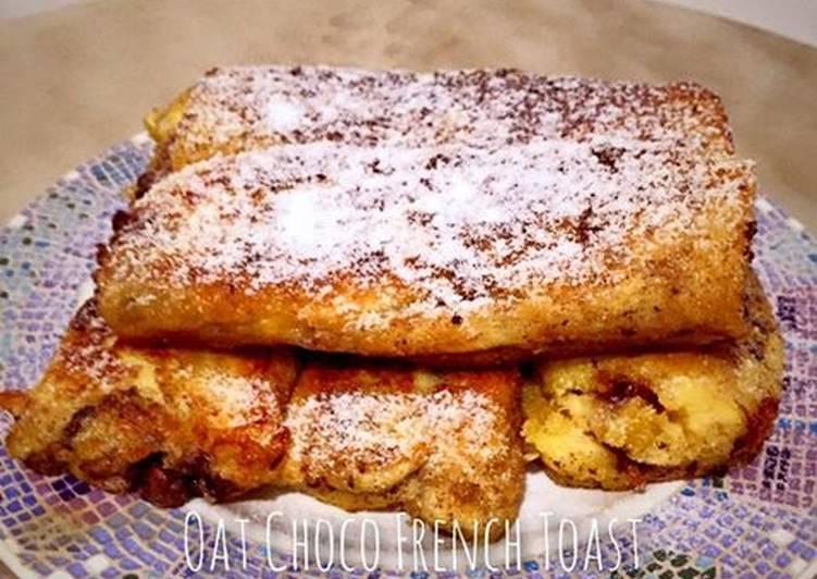 Oat Choco French Toast