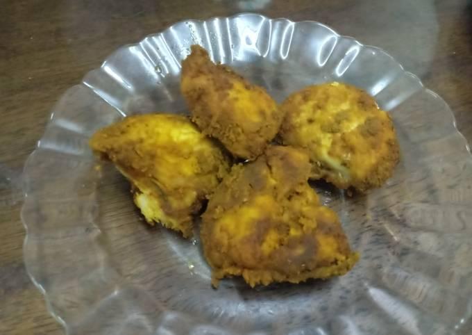 Ayam Goreng Rempah Kari