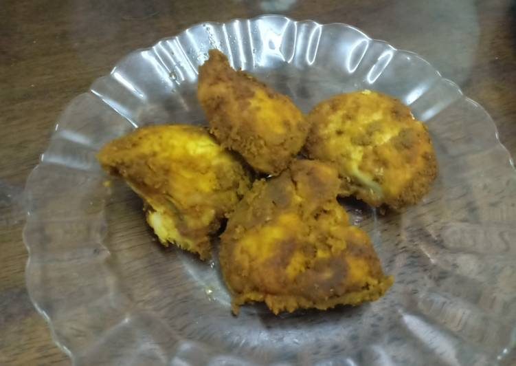 Resepi:  Ayam Goreng Rempah Kari  Sempena PKP