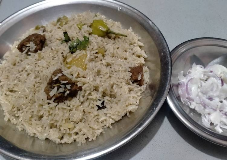 Step-by-Step Guide to Make Speedy Beef pulao