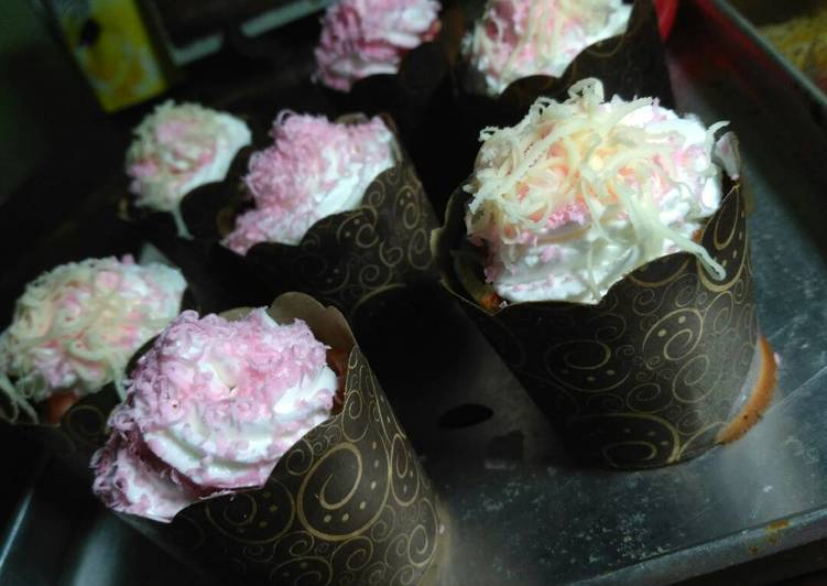 Cup Cake Coklat
