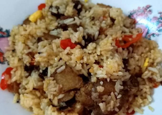 Nasi Goreng empal