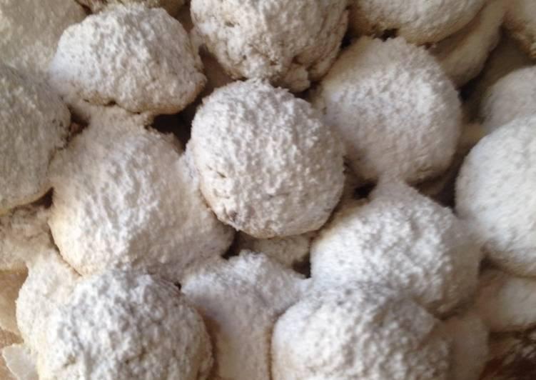 Black Walnut Butterballs