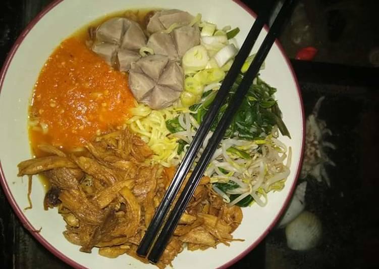 Mie Ayam Tokang Home Made