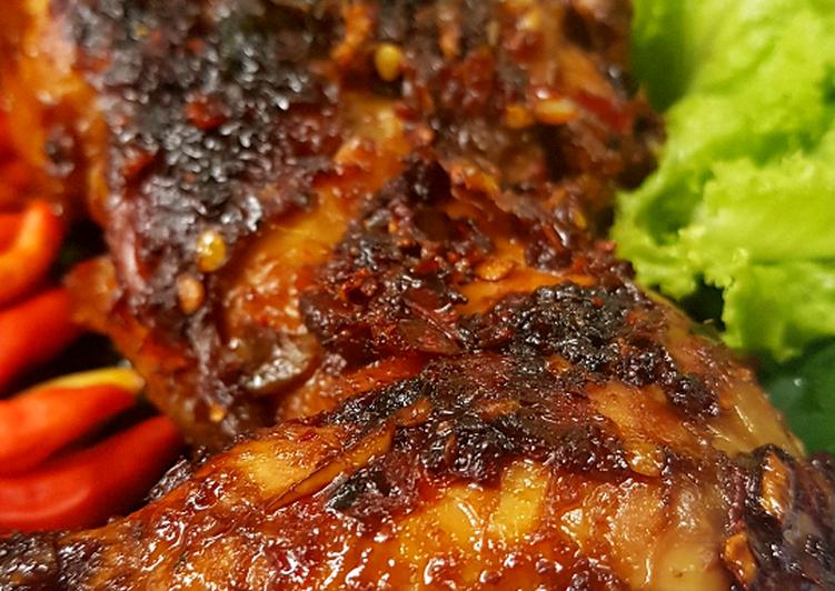 Resep Ayam Bakar Taliwang Istimewa