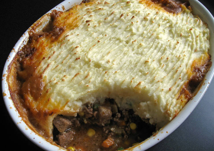 My Family's Cottage Pie