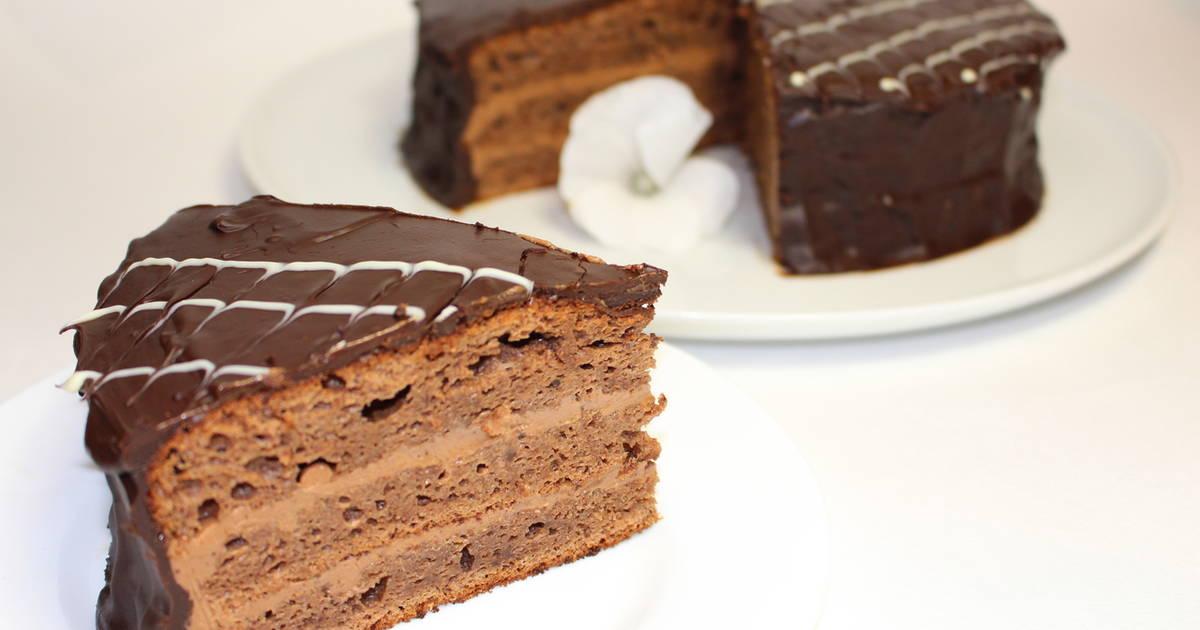 юный настоящий пражский торт рецепт с фото правильном