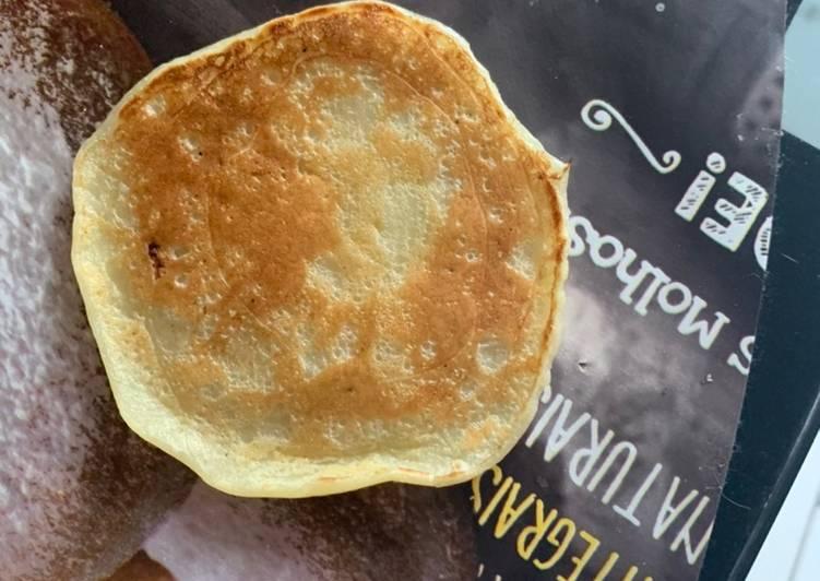 Le moyen le plus simple de Cuire Délicieux Pancakes 🥞 a la banane 🍌