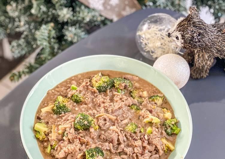 Beef Teriyaki Brokoli