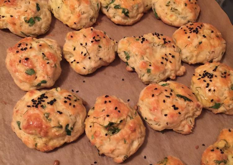 Simple Way to Make Any-night-of-the-week Cookies with feta cheese