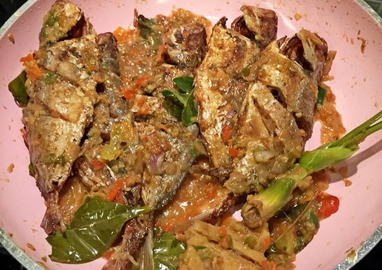 resep ayam goreng woku soalan mudah p Resepi Ayam Goreng Balado Enak dan Mudah