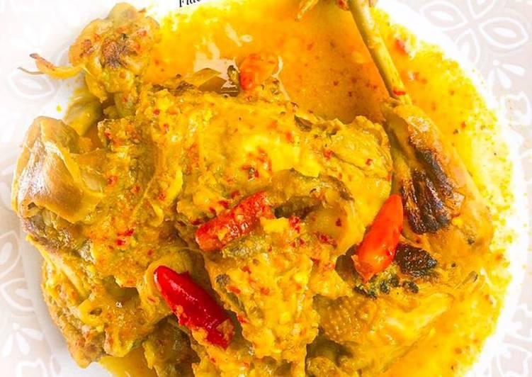 Lodho Ayam Kampung Khas Tulungagung