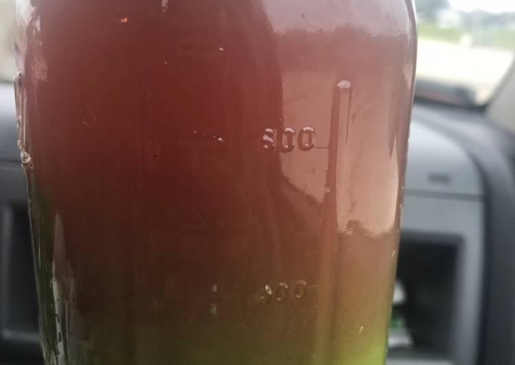 Alkaline - Powerful Amaranth Greens (Juiced)😲