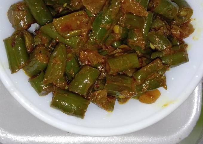 Beans masala