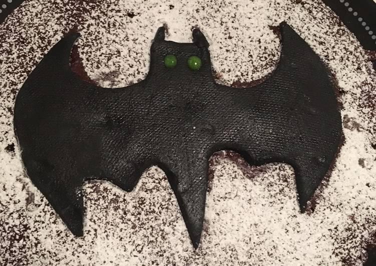 Torta pipistrello 🦇
