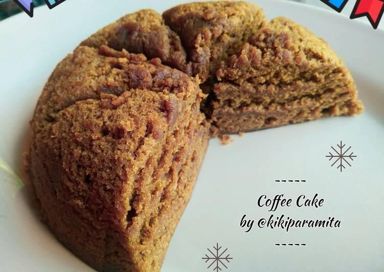 Coffee Cake Super GMM (Gampang + Mudah + Murah)