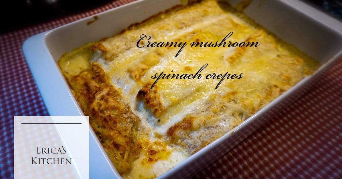 2 Resep Crepe Gulung Ham Praktis Enak Dan Sederhana Ala Rumahan Cookpad