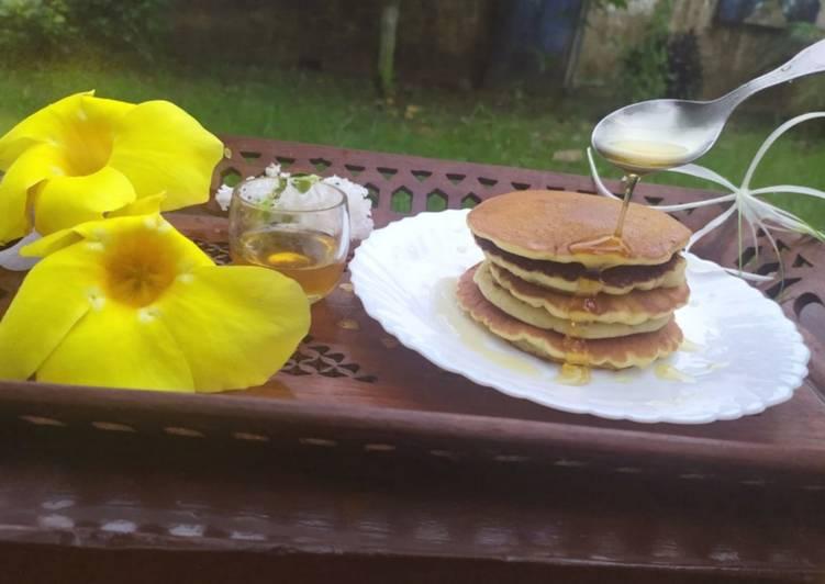 Recipe of Homemade Pancake