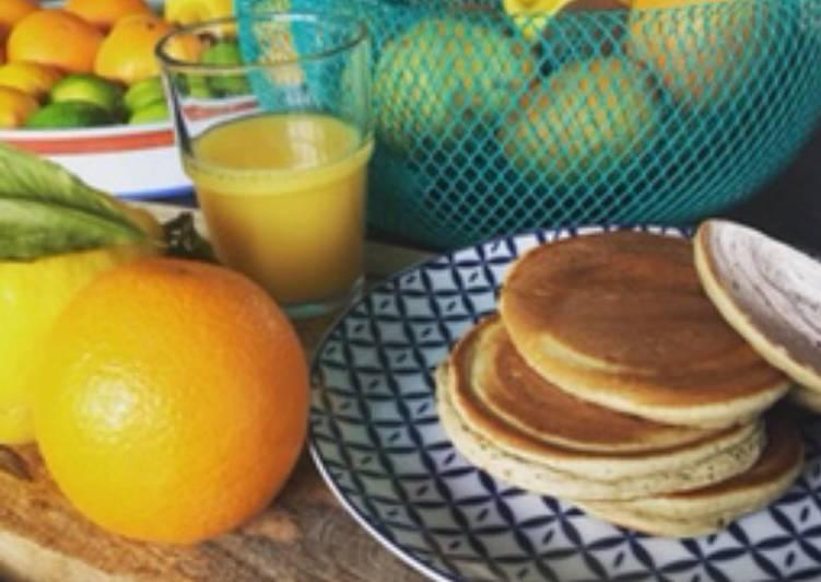 Comment Cuisiner Pancakes #healthy