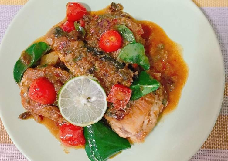 Recipe: Appetizing Mackerel fish balado