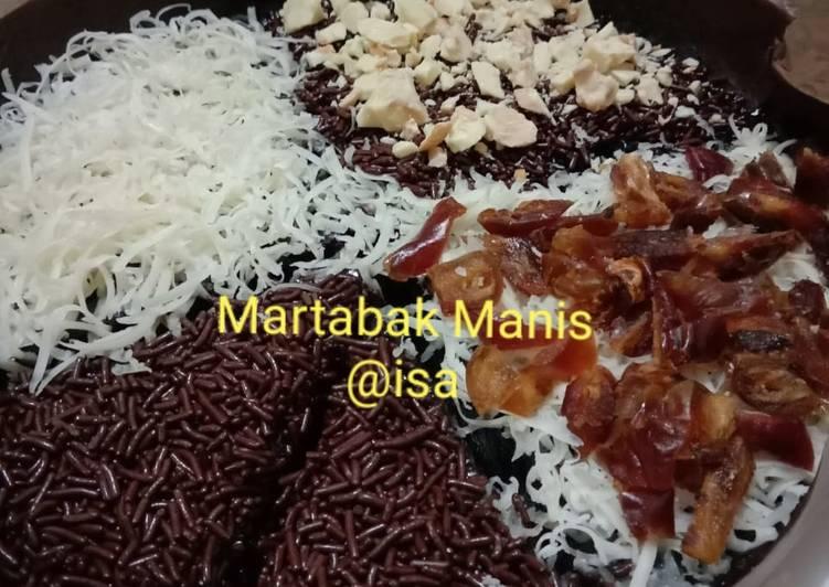 #94 Martabak Manis(Teflon)
