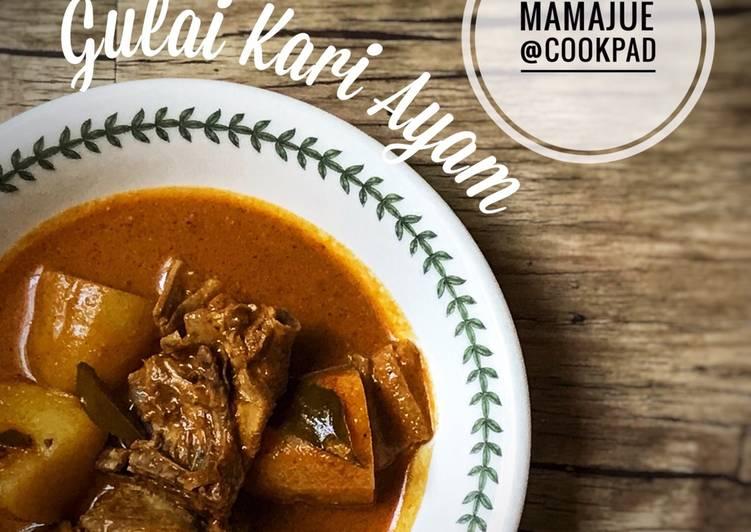 Gulai Kari Ayam - velavinkabakery.com