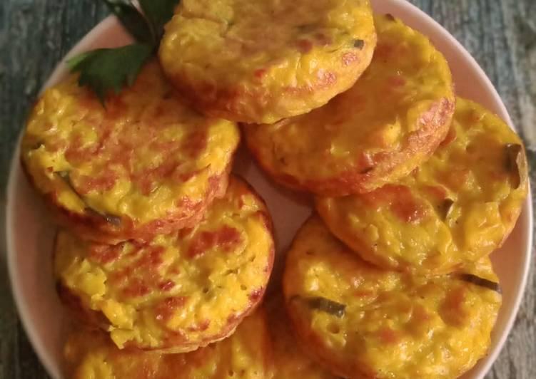 Bakwan Jagung Panggang (Snack Maker)