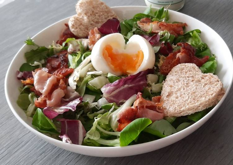 Recipe of Quick Lunch field salad