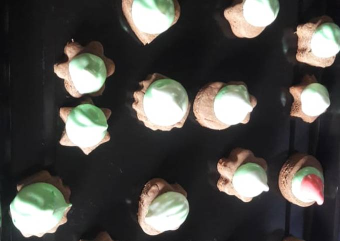 #siap ramadhan,kue coklat gem rose