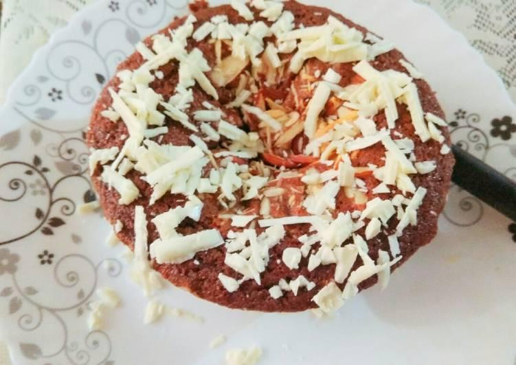 Recipe of Speedy Dark chocolate biscuit cake