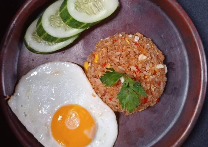 Nasi Goreng Thiwul