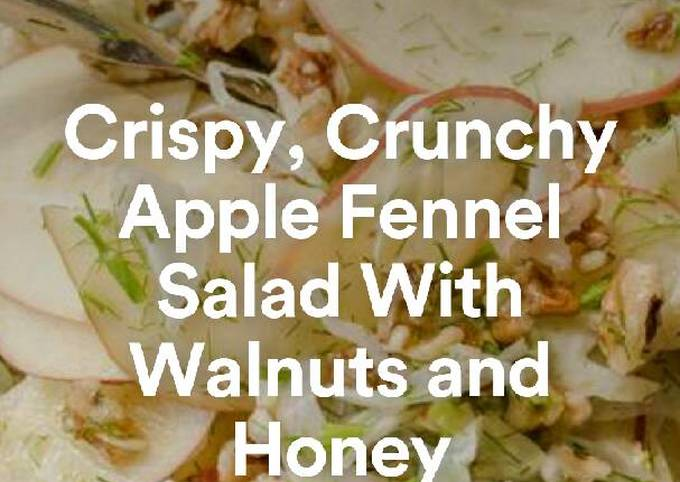 An edited version of a classic Waldorf salad!! : Chia Recipes💞