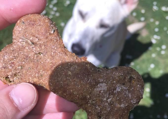 Recipe: Perfect Lamb Sunday Dinner Dog Biscuit Treats