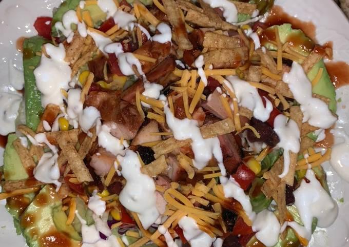 Texas Cowboy Salad