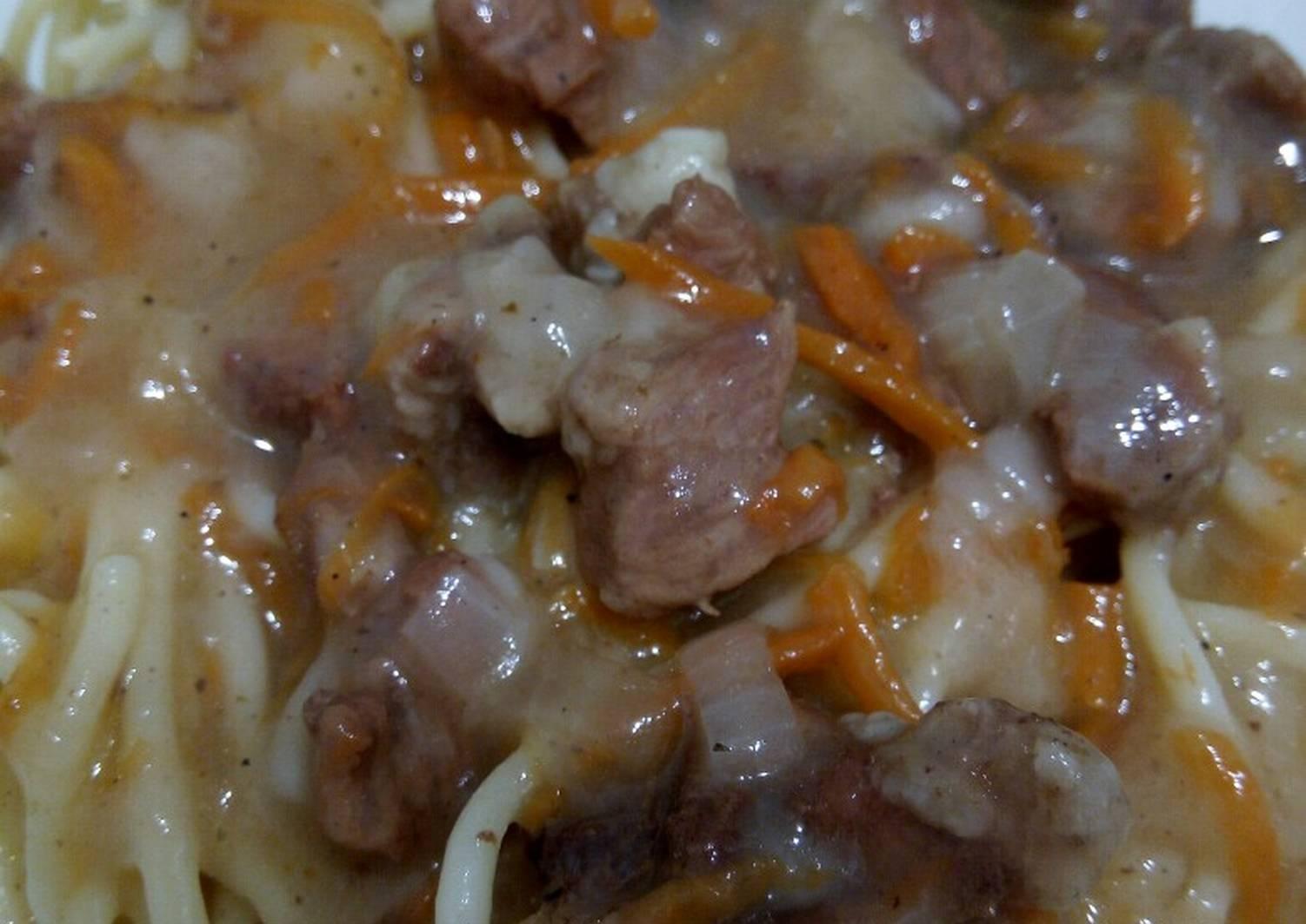 мясная подлива из свинины рецепт с фото иглесиас его