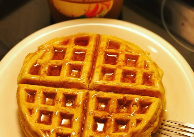 Step-by-Step Guide to Prepare Award-winning Easy Belgian Waffle Recipe