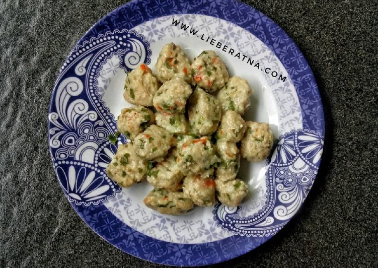 Baso Ayam Oatmeal