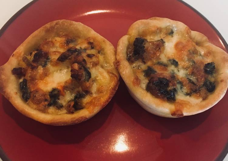Recipe: Appetizing Chicken Pies