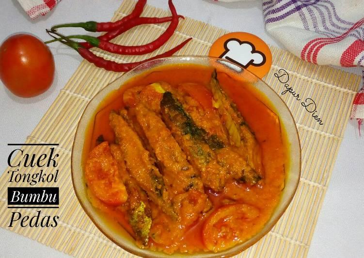 Cuek Tongkol Bumbu Pedas